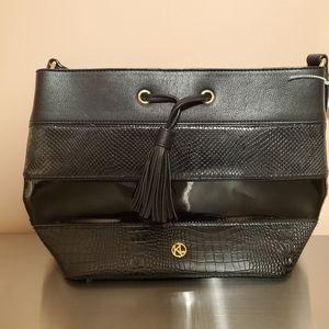 Kate Landry Black Handbag